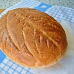 Chleb kminkowy