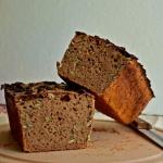 Ciemny chleb z dynią na...