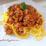 Spaghetti bezglutenowe