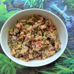 Salatka z kuskusu z warzy...