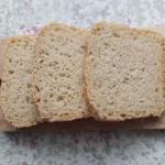 Chleb pszenny z kaszą...
