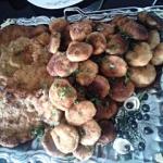 Gotowane ziemniaki zapiek...