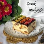 Sernik tradycyjny