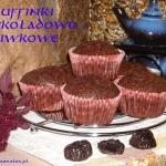 Muffinki czekoladowo -...