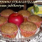 Muffinki straciatella z...