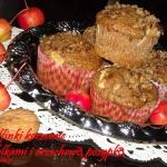 Muffinki korzenne z jablk...