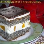 Ciasto makowe z...