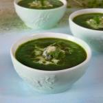 Zupa z sałaty