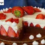 Ciasto Truskawkowe ze...