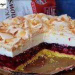 Ciasto Malinowa Rozkosz