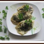 Ryba Pieczona z Koperkiem