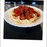 Spaghetti z Papryka i Pie...