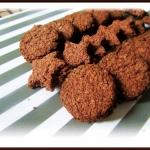 Kakaowe Ciastka z Kleiku ...