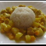Kurczak z Curry i...