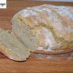 Chleb Owsiano - Pszenny