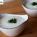 Jogurtowy Dip - Sos Do...