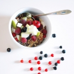 Owocowy raj , jogurt z...