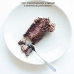 CHOCOLATE CAKE WITH...