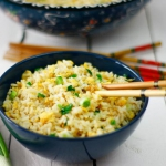 Smażony ryż z jajkiem...