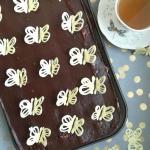 Sernik gotowany z czekola...
