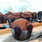 Muffinki kakaowe z...
