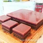 Chrupiaca czekolada z owo...