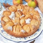 Orzechówka z jabłkami