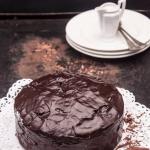 Czekoladowe ciasto  Bloto...