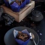 Czekoladowe muffiny z mas...