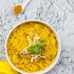 Kapusta kiszona curry z...