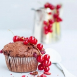 Muffinki z czerwonej faso...