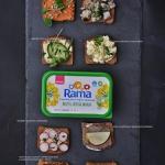 8 Pomysłów na kanapki...