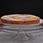 Migdalowe ciasto z polent...