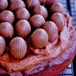 Wielkanocne ciasto czekol...