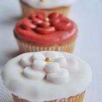 Pierwsze cupcakes