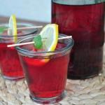 Herbata ice tea z...