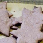 Pierniczki kakaowe