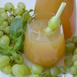 Lemoniada winogronowa
