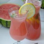 Lemoniada arbuzowa...
