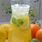 Lemoniada cytrusowa z...