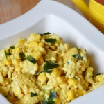 Sałatka ryżowa z curry...