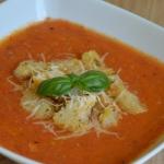 Szybka wloska zupa pomido...