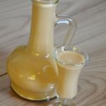 Likier mleczny 2-skladnik...