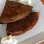 Nalesniki czekoladowe