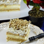 Cake without baking with...