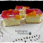 Ciasto z brzoskwiniami, k...