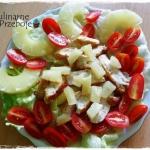 Orientalna salatka z anan...
