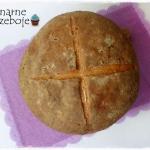 Pszenny chleb z siemienie...