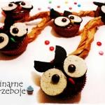 Babeczki sowy – muffiny...