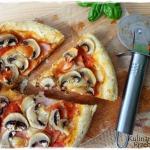 Przepis na doskonala pizz...